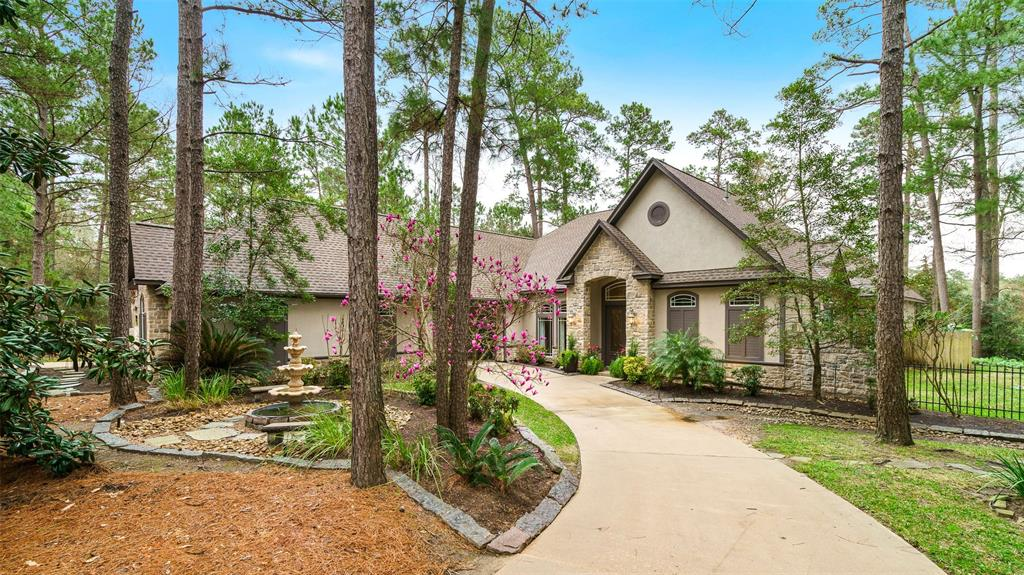 From the moment you open the door, you will fall in love with the beautiful unobstructed Lake Windcrest waterfront home. The vanishing edge pool, overlooking the lake, makes this one special! This magnificent 4 bedroom home has most livable area on first floor, with one bedroom and bath upstairs.The master retreat features a sitting area looking out into an enclosed patio.There are large his/her closets and tons of storage in this home. The garage is a dream come true for many and can be built out for additional upstairs room. Updates include: Fresh int/ext paint 2017, 2 water heaters 2018, a/c replaced 2017, a/c compressor 2019, pool resurfaced 2015, roof replaced 2013,deck resurfaced 2016, roof cleaned 2020, microwave 2019, bathroom and laundry room sinks and counters replaced 2018, dishwasher 2016, outside ceiling fans 2018. You can tell from this list that this home has been excellently maintained!