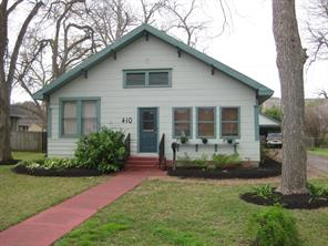 410 Belknap, Sugar Land, TX, 77478