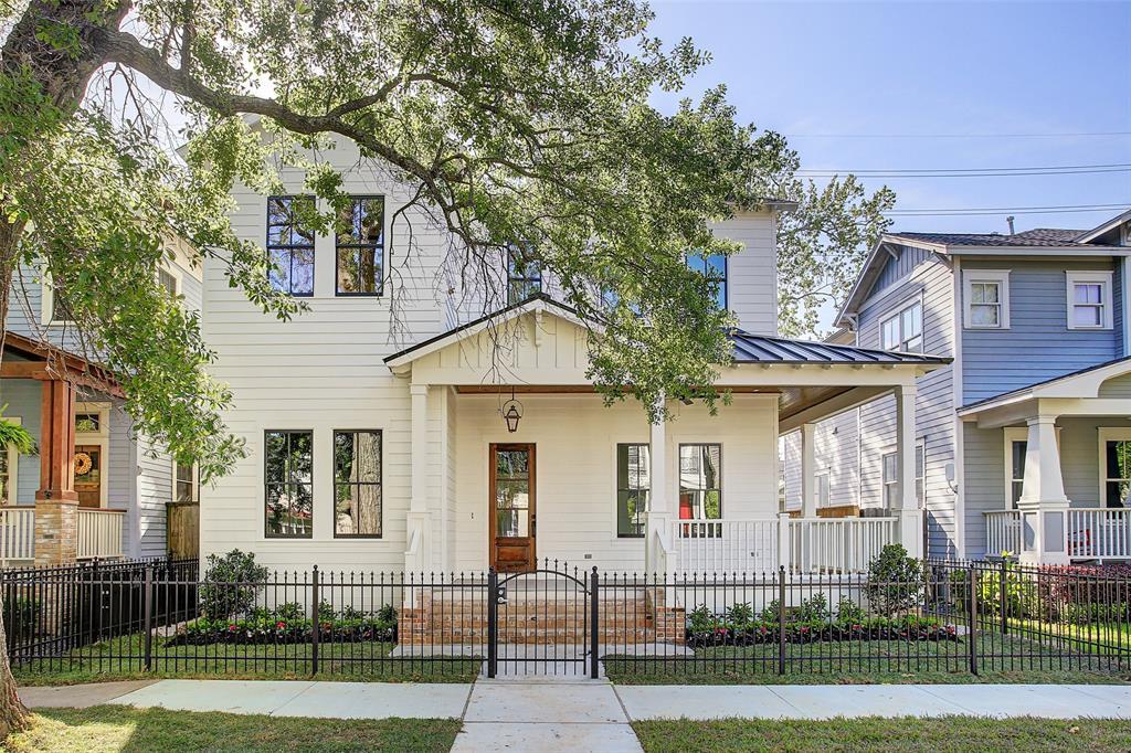 1021 Waverly Street, Houston, TX 77008
