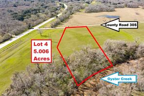 Lot 4 County Road 30S, Angleton, TX, 77515