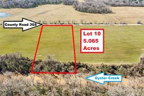 Lot 10 County Road 30S, Angleton, TX, 77515