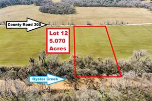 Lot 12 County Road 30S, Angleton, TX, 77515