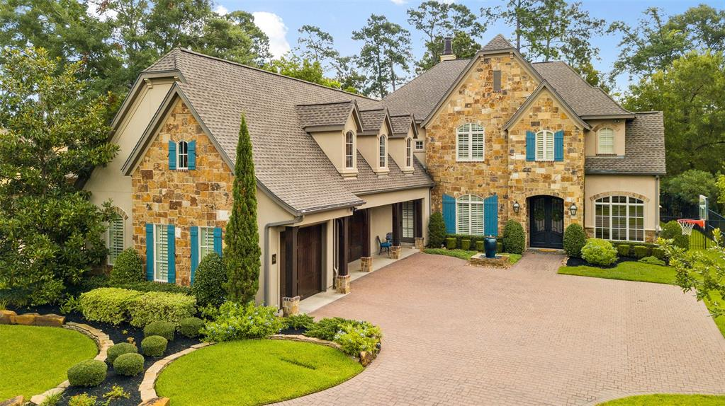 38 Player Point Drive, The Woodlands, TX 77382