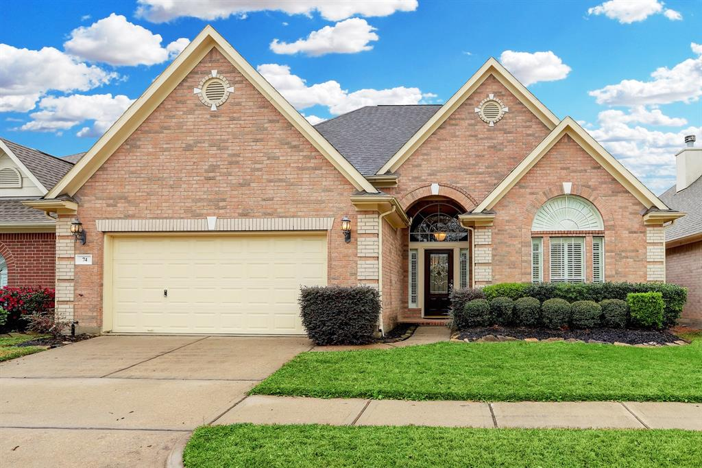 74 Parkway Place, Jersey Village, TX 77040