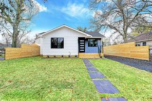 4417 Hain Street, Houston, TX 77009