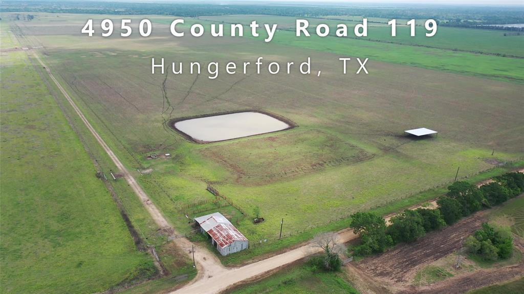 4950 County Road 119, Hungerford, TX 77448