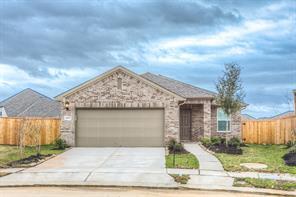 24907 Prairie Briar Circle, Richmond, TX, 77406