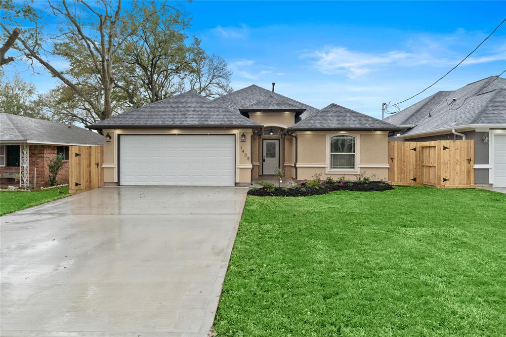 1408 Avenue M, South Houston, TX 77587