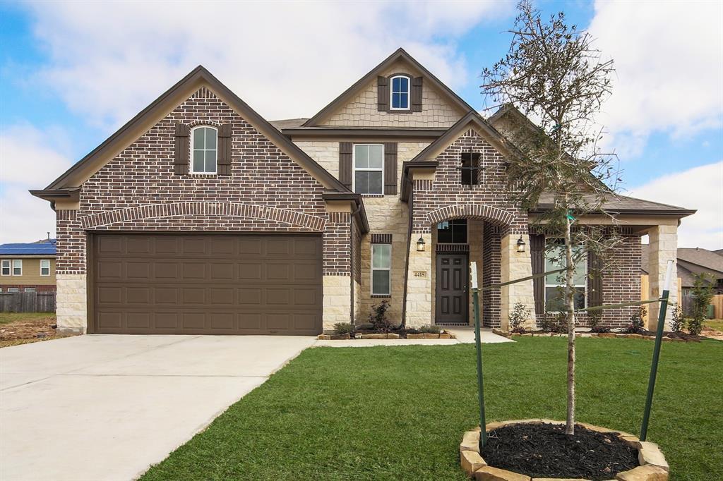 4418 Clara Rose Lane, Katy, TX 77449