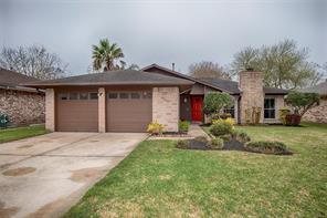 439 Woodrail Drive, Houston, TX 77598