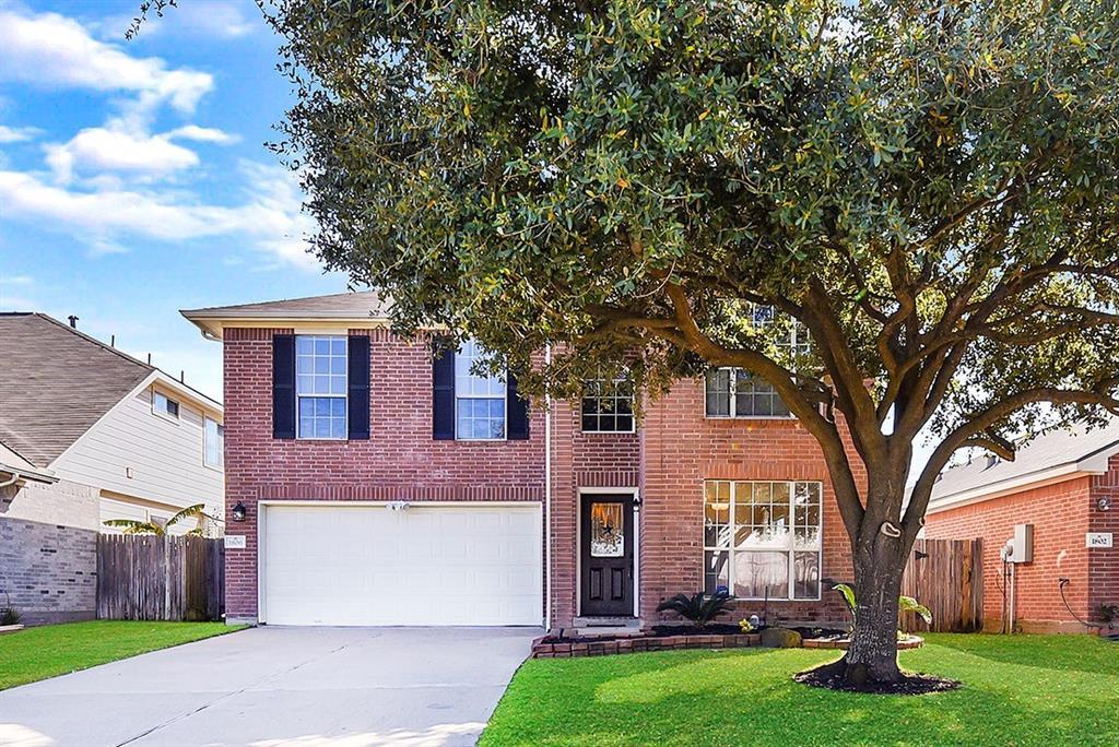 1806 Usher Court, Katy, TX 77449