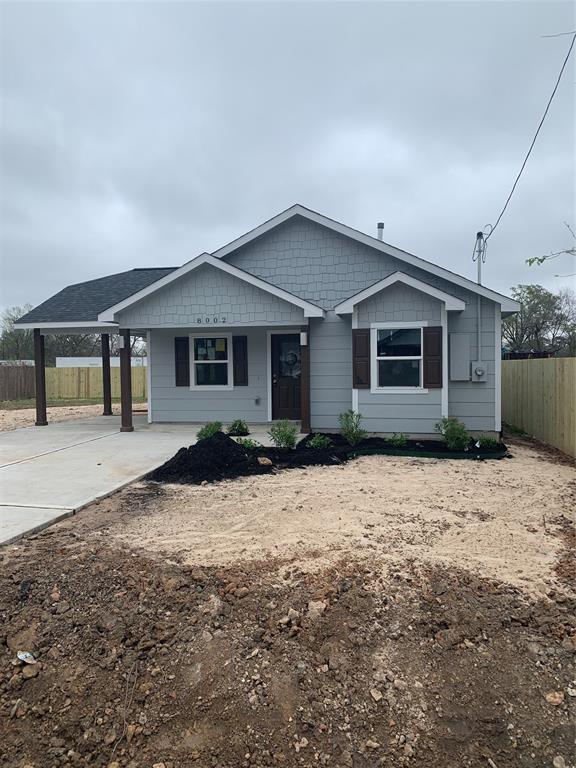 8002 Bonita Street, Houston, TX 77016