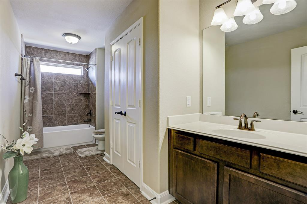 Secondary bathroom #1
