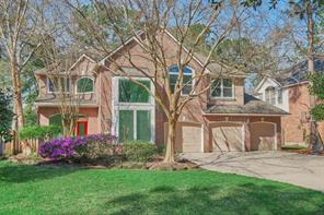 11 Rustic Bend, The Woodlands, TX, 77382