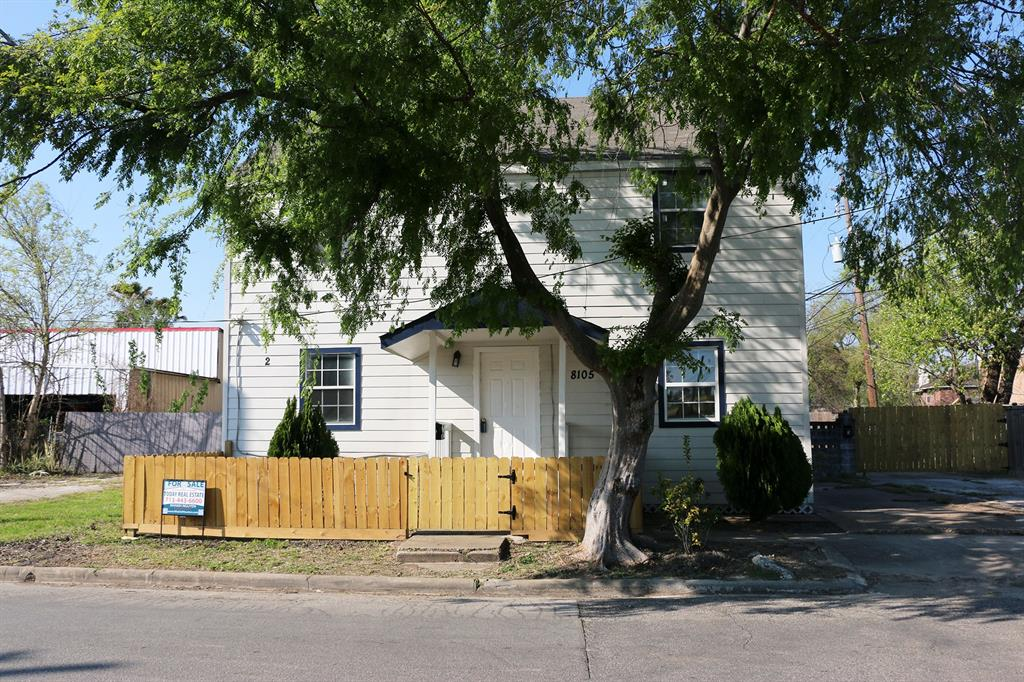 8105 Kingsley Street, Houston, TX 77017
