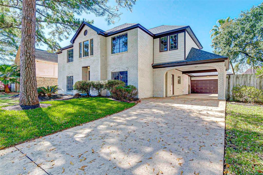 17319 Ponderosa Pines Drive, Houston, TX 77090