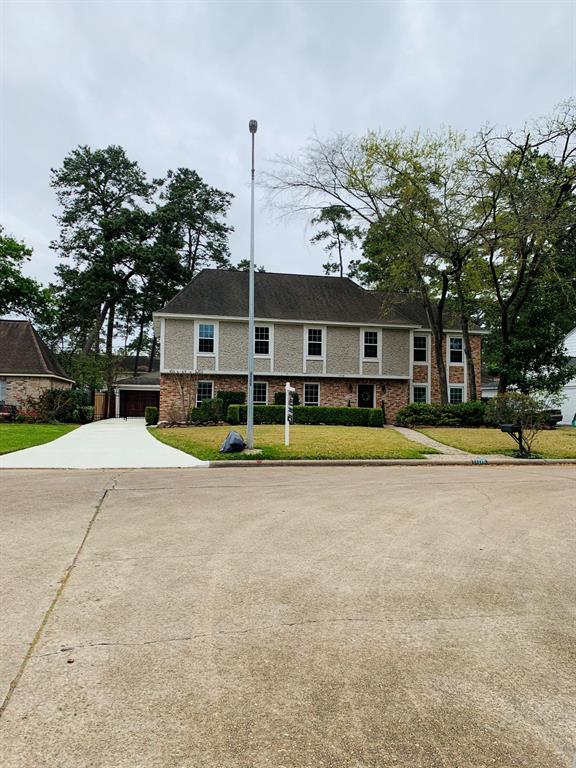 1710 Anvil Drive, Houston, TX 77090