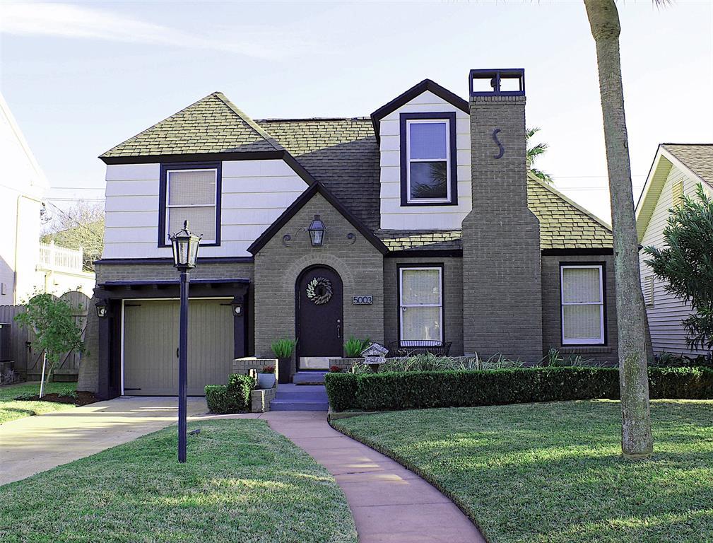 5003 Sherman Boulevard, Galveston, TX 77551