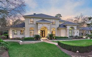 55 Heritage Hill Circle, The Woodlands, TX 77381