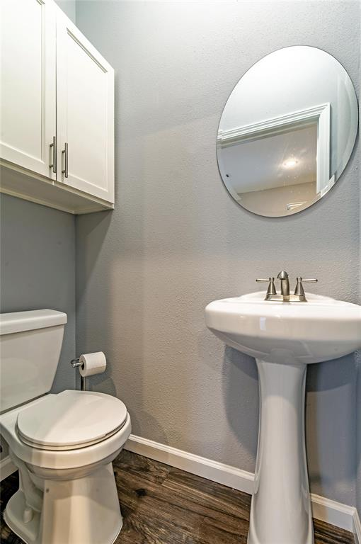 Powder room for you and your guest!