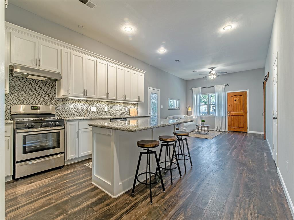 Did you say you wanted open concept!?! Here you have it...