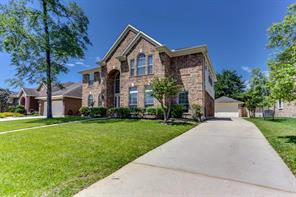 6518 Holden Mills Drive, Spring, TX 77389