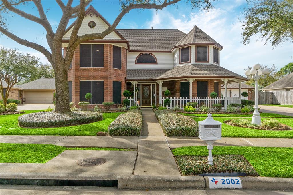 2002 Deervalley Street, Deer Park, TX 77536