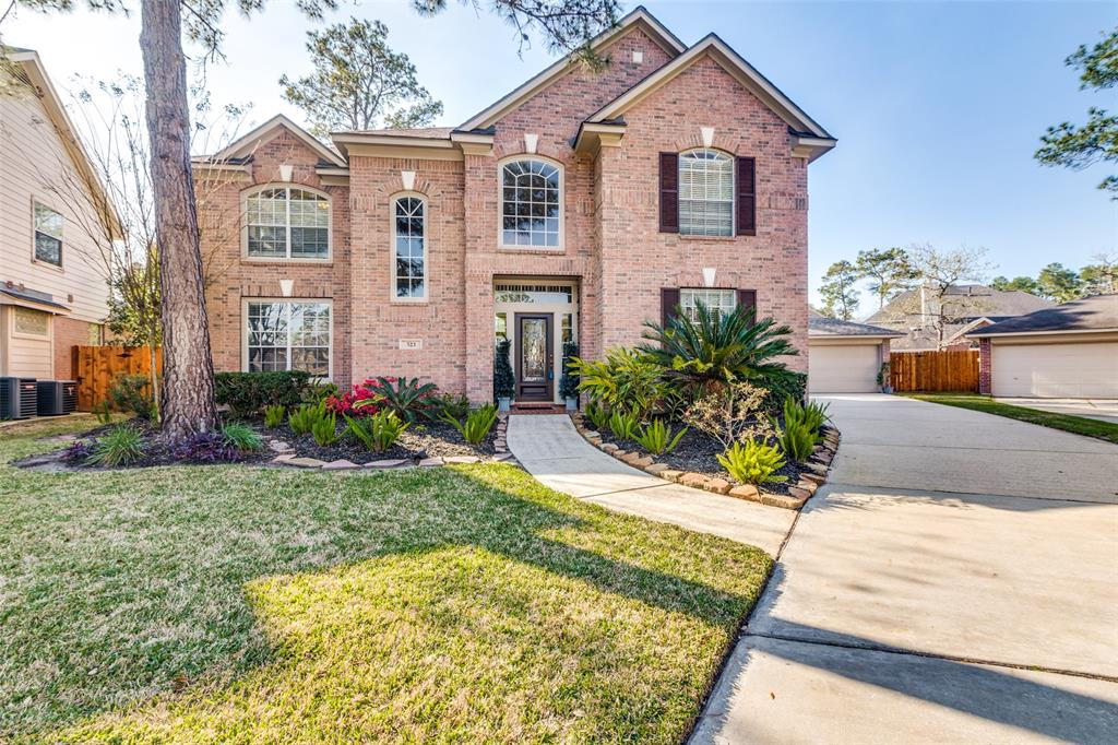 523 Willow Springs Place, Spring, TX 77373