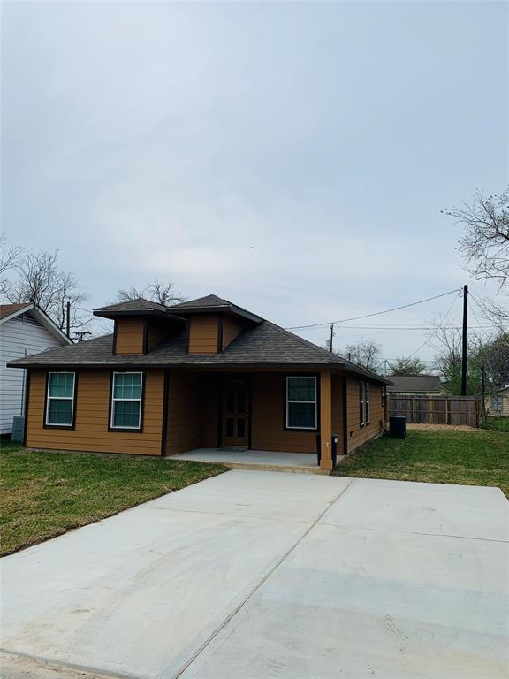1907 15th Street, Galena Park, TX 77547
