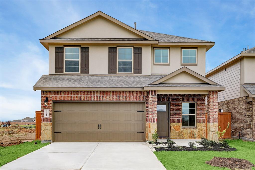 13106 Dancing Reed Drive, Dickinson, TX 77591