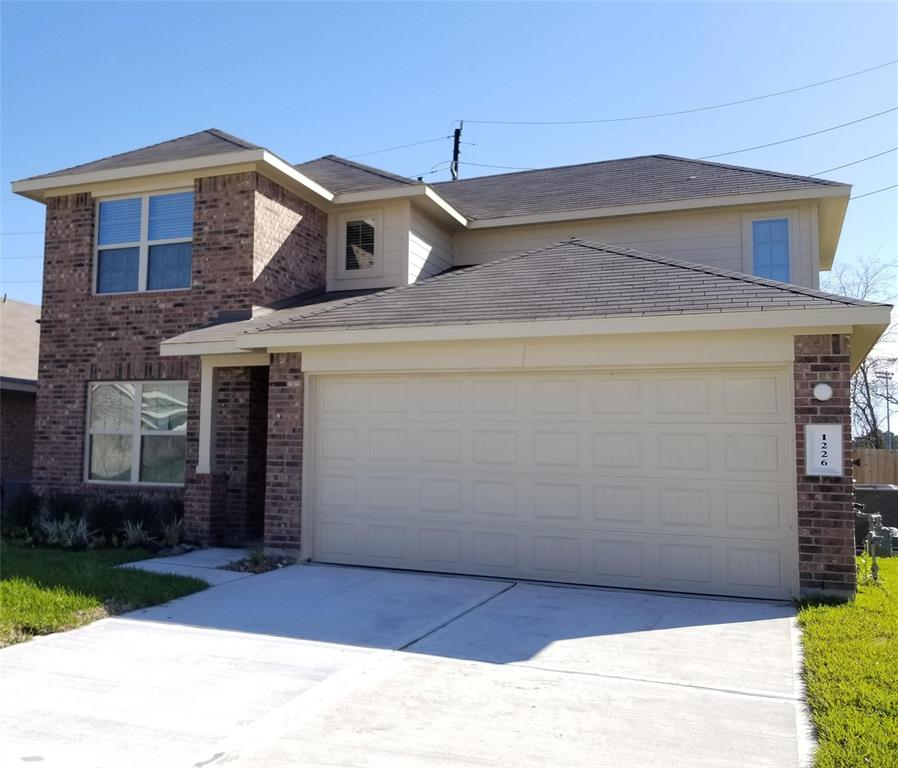 1226 Mira Colina Road, Channelview, TX 77530