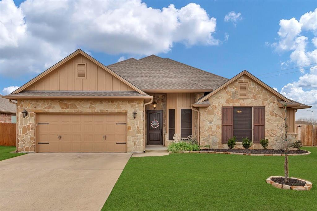 3096 Archer Circle, Bryan, TX 77808
