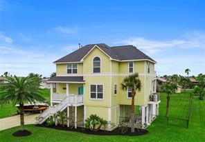 16606 Francis Drake Road, Jamaica Beach, TX 77554