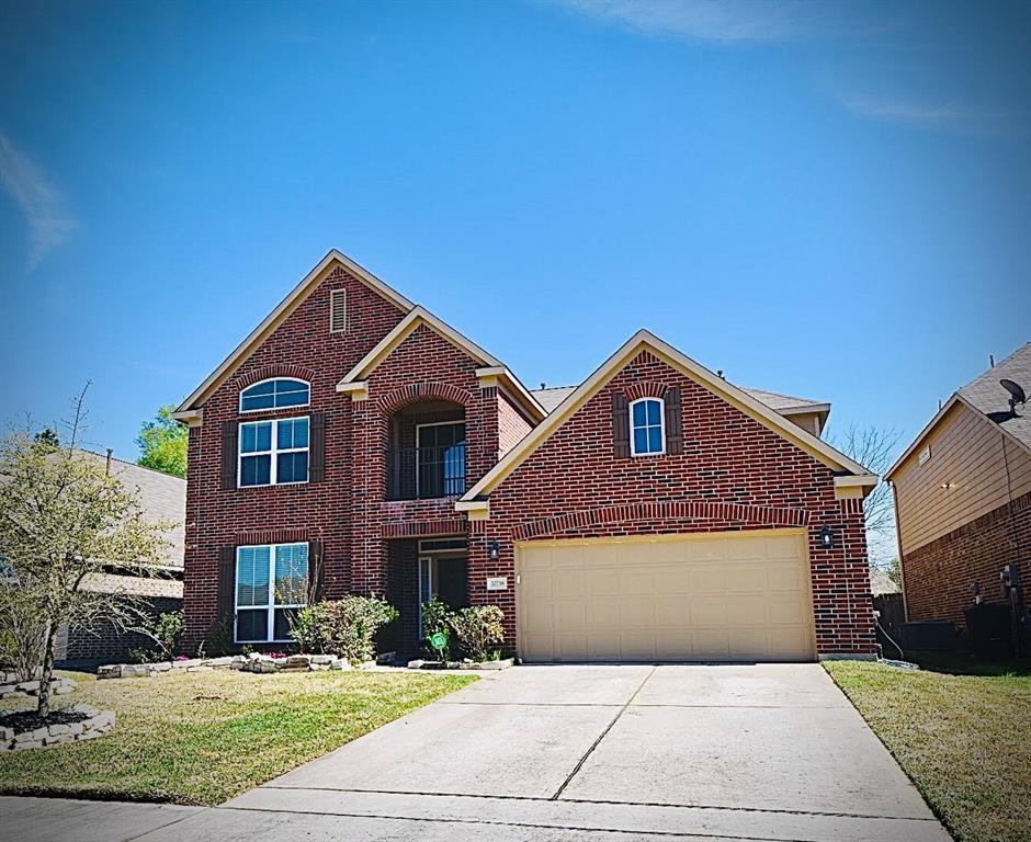 20738 Quartz Creek Lane, Humble, TX 77338