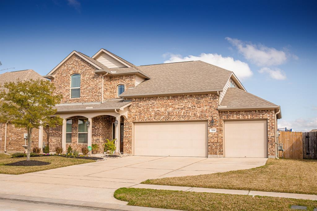 3214 Hawkins Glen Lane, Katy, TX 77449