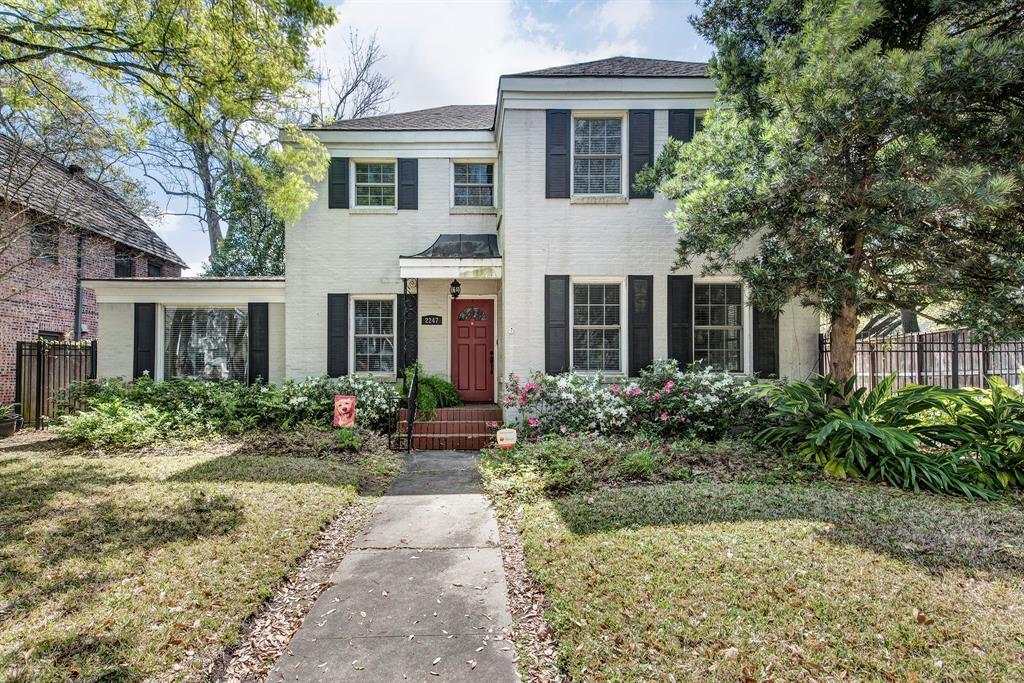 2247 Robinhood Street, Houston, TX 77005
