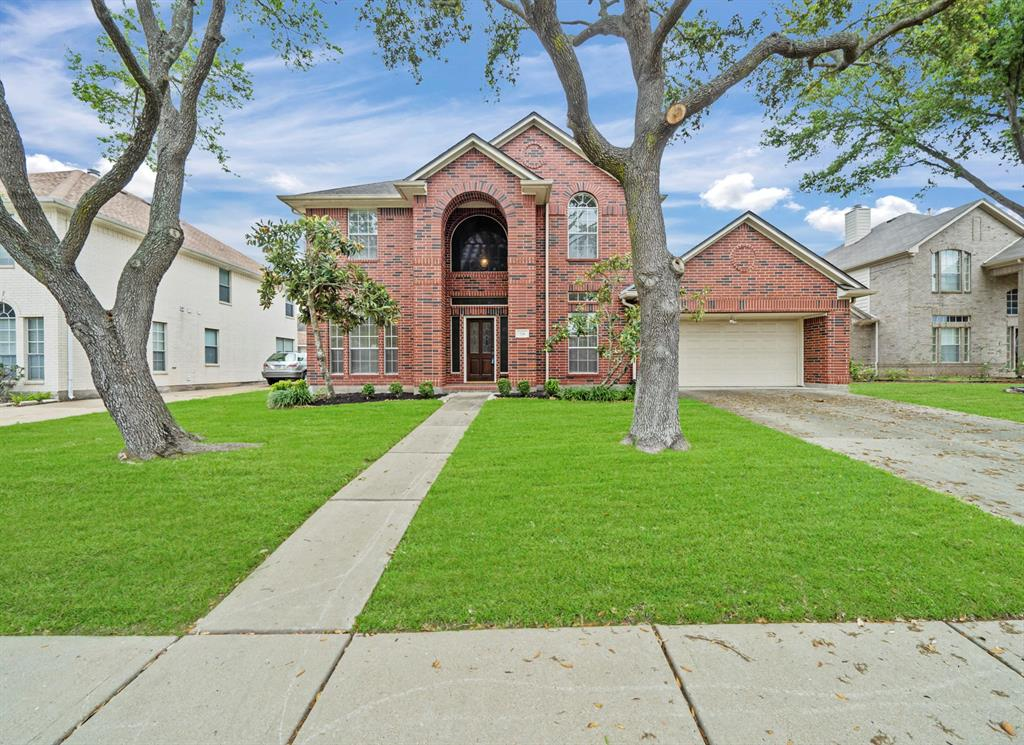 Move-in Ready 4 bedroom, 2.5 bath home located in the desirable Promenade at Stafford Run community. Enjoy the quietness of suburban living, LOW TAX rates, conveniently located to major highways for easy access to the Medical Center, Galleria area & downtown Houston--you're minutes away from shopping & dining at Sugar Land Town Square and a quick 2 mile drive to The Grid to indulge yourself at In-N-out Burger and other nearby eateries. This home has plenty of space w/master bedroom downstairs, study with access to half bath that can be  converted into second bedroom downstairs, formal dining room, NEW stainless steel kitchen appliances, NEW luxury vinyl plank flooring downstairs and plush carpet. Upstairs has 3 nice size bedrooms with tall 9ft ceilings & a LARGE gameroom. Two fruit trees greet you at the front of the home and the backyard offers plenty of space to add a pool or a private retreat. This home has so much to offer, so don't miss out and call us today to schedule a showing!