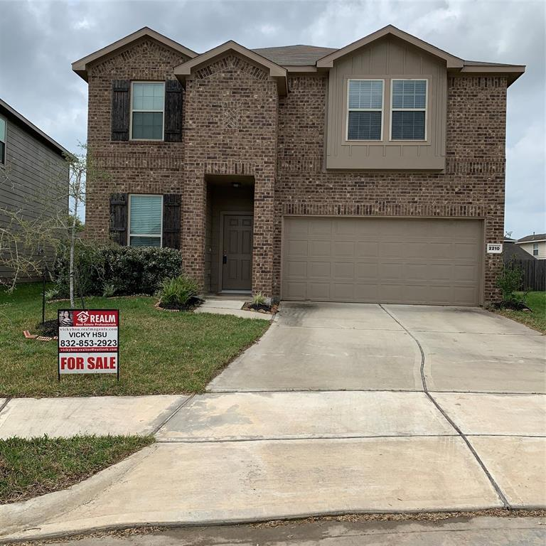 Like new! This well maintained 4 bedroom and 3 bathroom home is located just off the Fort Bend Parkway. Granite counter top in the kitchen and all bathrooms.  Stainless steel appliances. One guest room and a full size bathroom down perfect for overnight guests. Master bedroom and other 2 bedrooms up PLUS a huge game room for family entertainment! Meadow Crest offers quick access to the Sam Houston Tollway and Highway 90. This convenient location is close to downtown Houston, Sugar Land, and the Texas Medical Center. Refrigerator, washer, and dryer are negotiable. Schedule your showing TODAY!