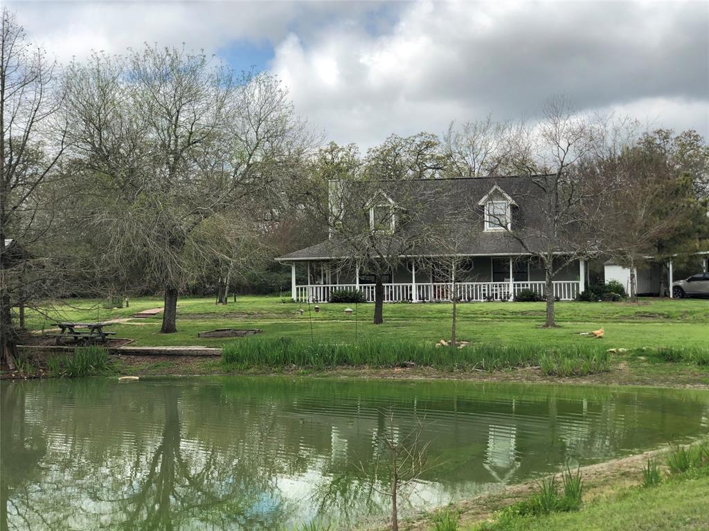 12704 John Rice Drive, Iola, TX 77861