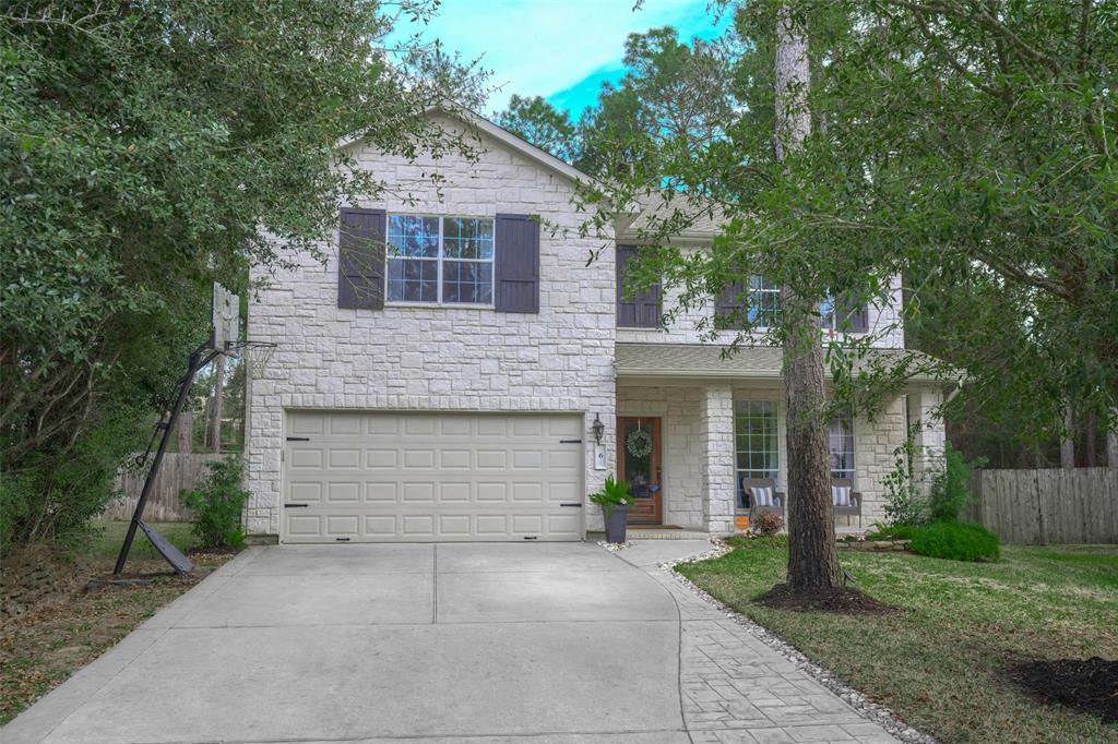 6 Ebony Oaks Place The Woodlands Tx 77382