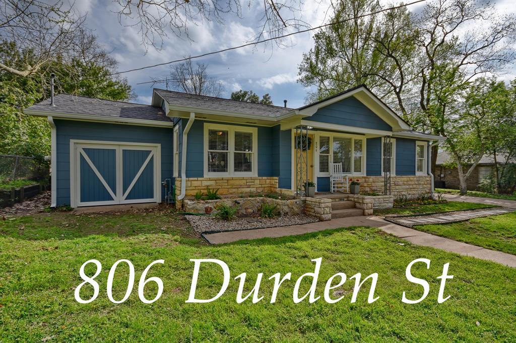 806 Durden Street, Brenham, TX 77833