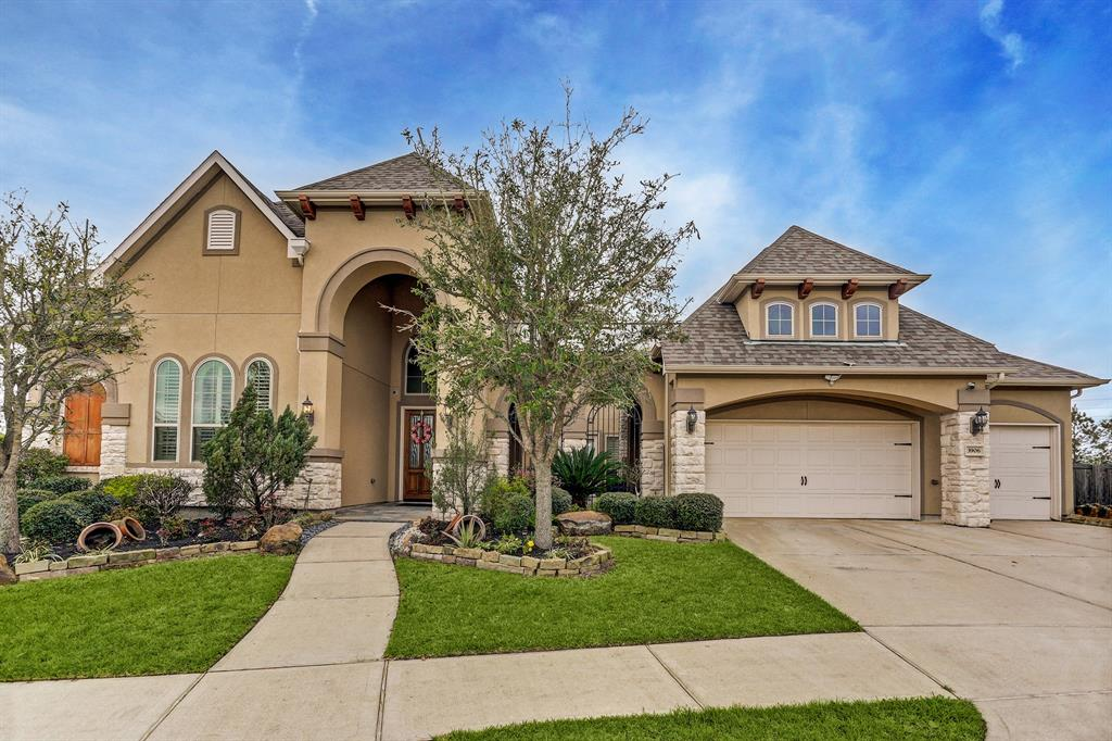 3906 Cliff Rose Court, Manvel, TX 77578