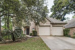 19 Windswept Oaks, The Woodlands TX 77385