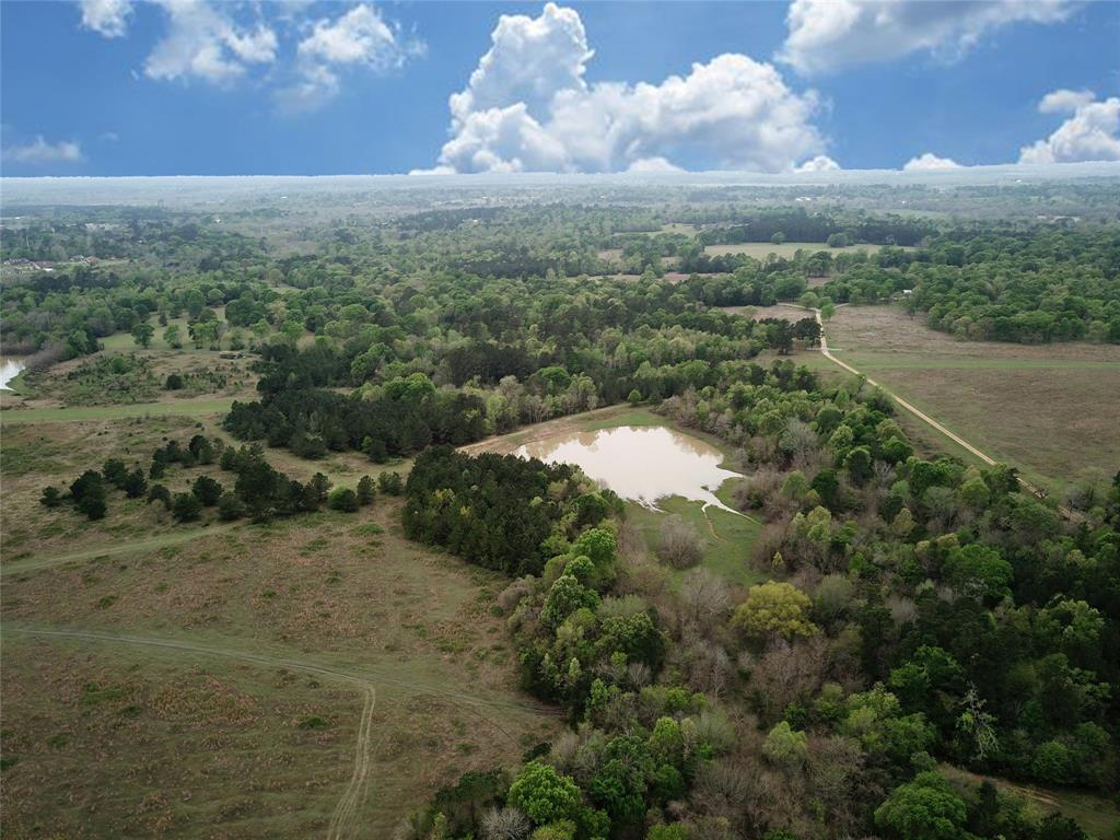 40 Acres located in fast growing Montgomery Tx. on FM 149 with approx. 600 foot frontage. Build your dream home and or business on the hill overlooking the rolling terrain. Being approx. 50/50 wooded to open allows for recreation as well as raising livestock. There is a 2 acre pond nestled among the large trees giving opportunity for hunting and fishing. This beautiful tract can grow up to be just about anything Mixed use giving opportunity for business as well as residential. Minimal covenants TBD in order to maintain quality neighbors. Pictures shows all 4 tracts being offered for sale.