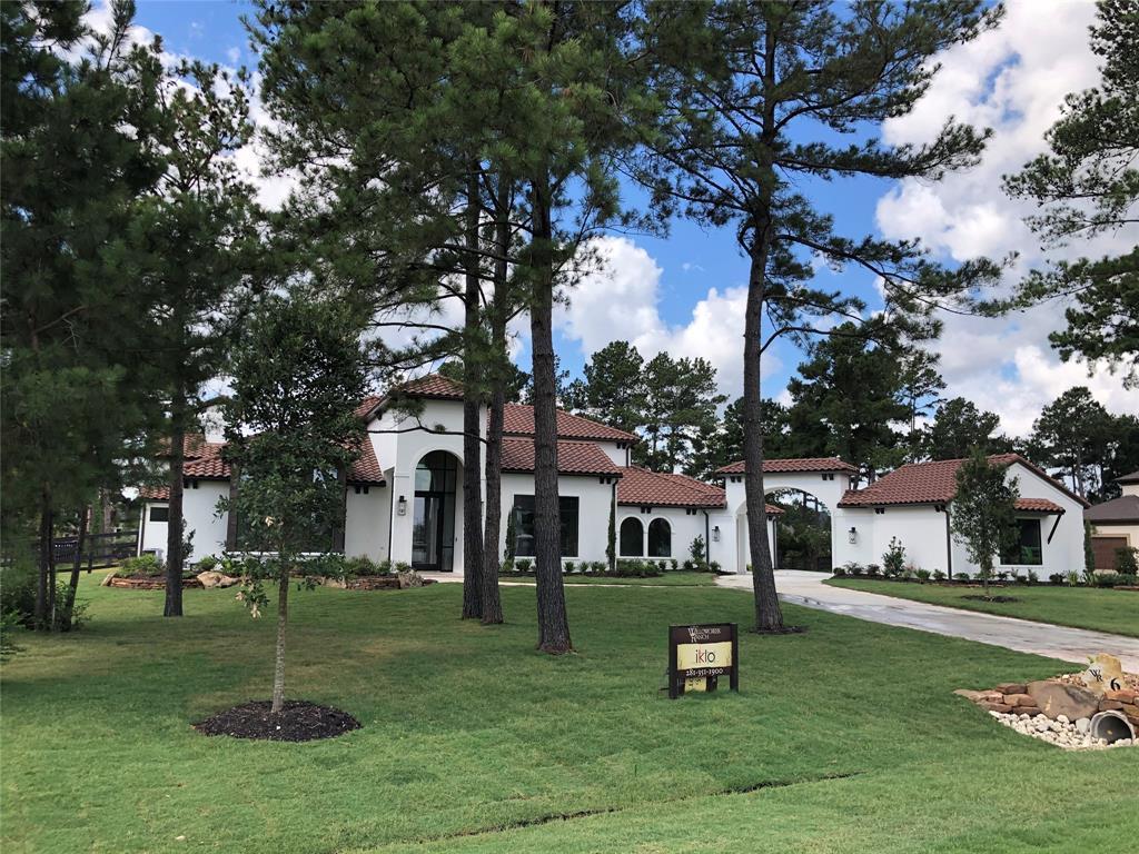 6 Shiloh Arbor Court, Tomball, TX 77377