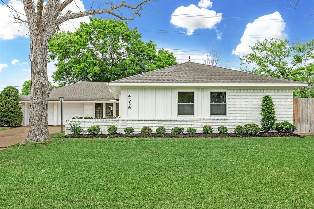 4326 Hazelton Street, Houston, TX 77035