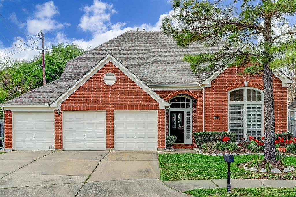 2118 PITCHING WEDGE Court, Houston, TX 77089