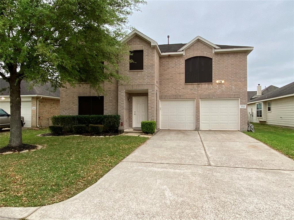 3842 St Simon Manor Drive, Houston, TX 77047