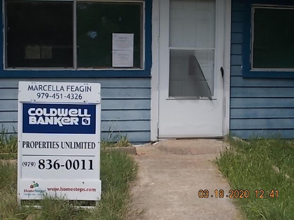 102 W Post Oak Lane, Somerville, TX 77879