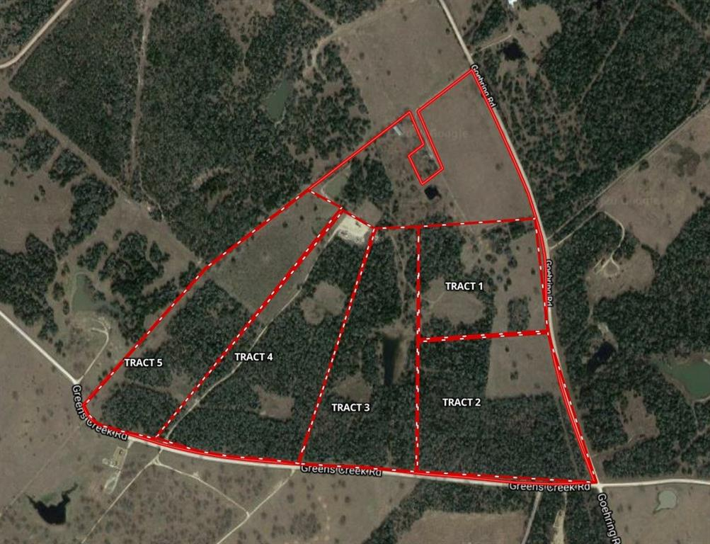 5301 Tract 5 Goehring Road, Ledbetter, TX 78946